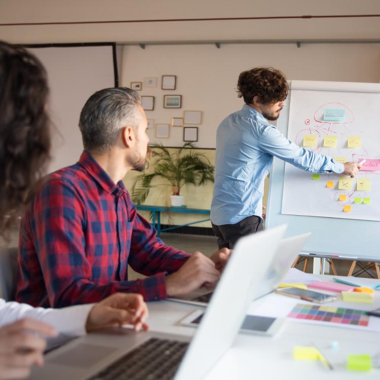 Digital Workplace Experten der IT sure